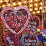 Learn how to say I love you in German to a Man or Woman