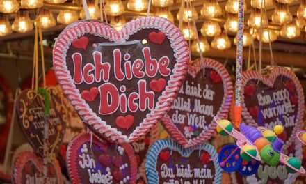 Learn how to say I love you in German to a Man (or Woman)