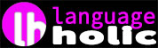 Languageholic Logo